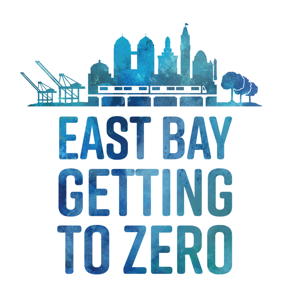 East Bay Getting to Zero square logo