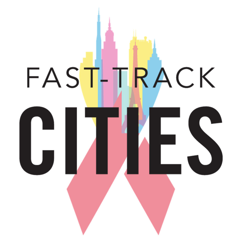 Fast-Track Cities logo
